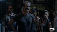 Simon, Gavin, and the Saviors TWD Season 8 Trailer