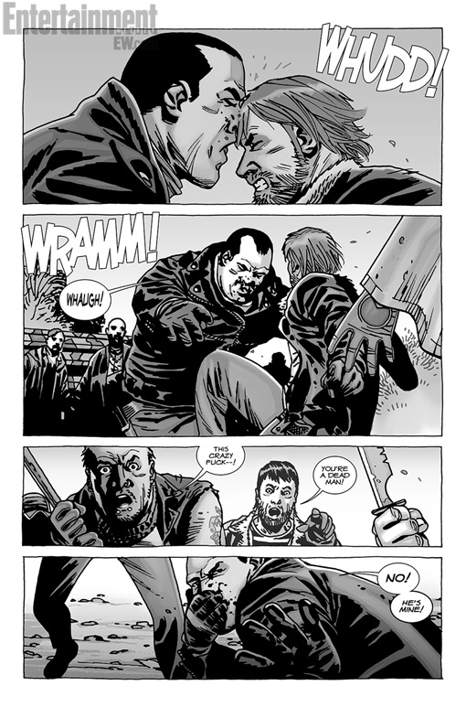 Axel TWD/Extended Preview of Issue 107