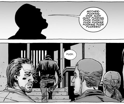 Issue 117 Classic Negan