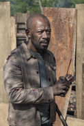 5x09 Morgan sees red