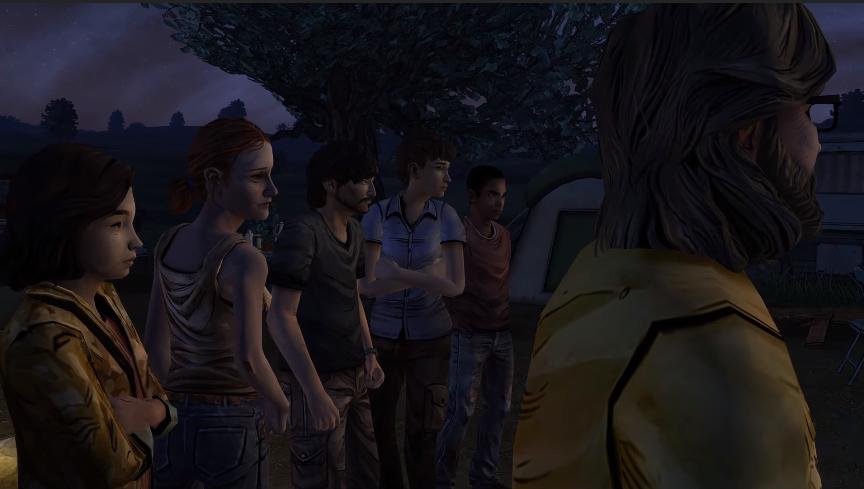 Survivor Camp Group (Video Game)