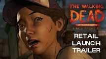 The Walking Dead A New Frontier - Retail Launch Trailer