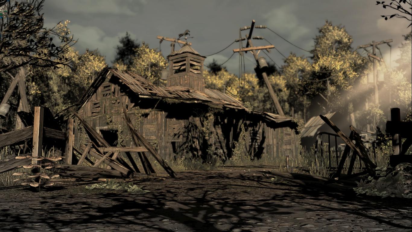 James' Barn (Video Game)