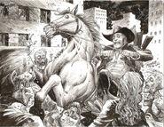 Rick Grimes Horse Atlanta, 1