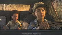 The Walking Dead The Final Season - FIRST 15 MINUTES Comic-Con Gameplay HD
