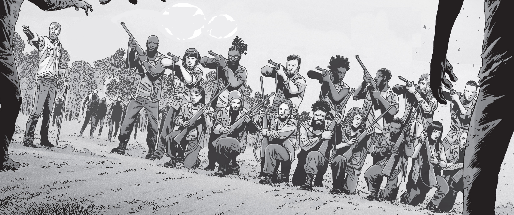 The Militia (Comic Series)