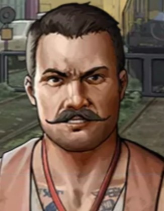 Mateo (Road to Survival)