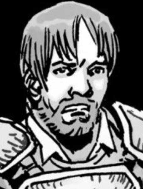 Hilltop Guard 1 (Comic Series)