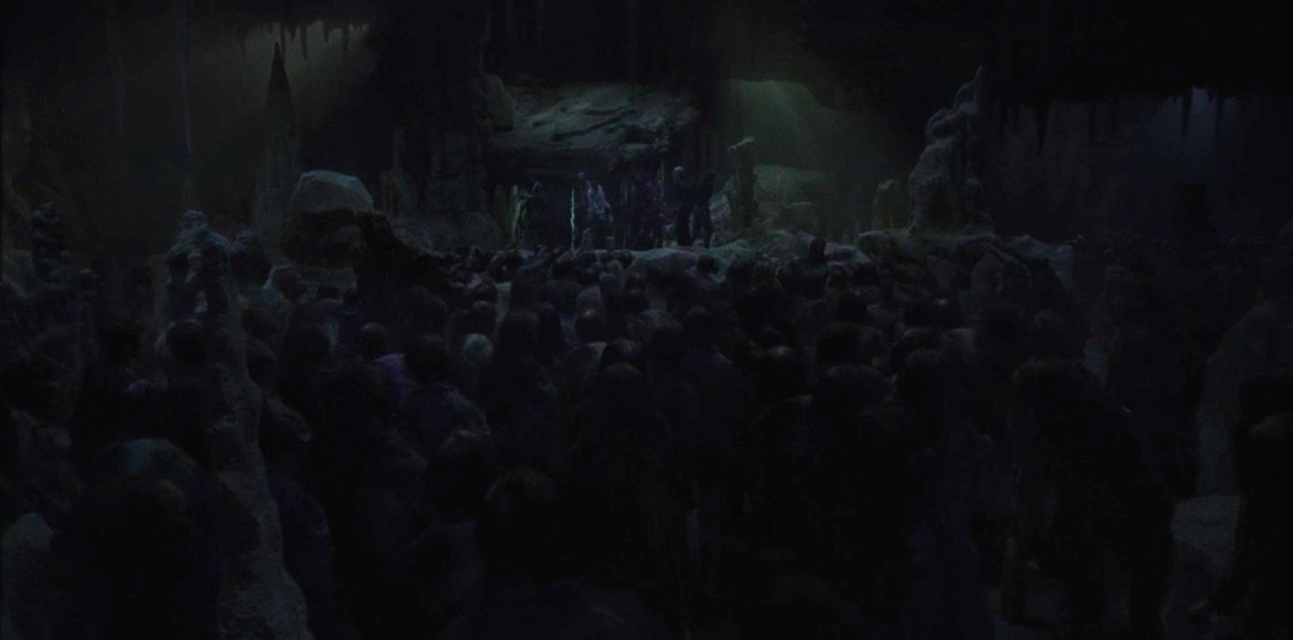 Alpha's Cave