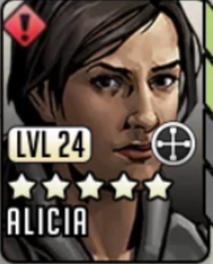 Alicia (Road to Survival)