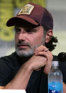 Andrew Lincoln SDCC 2016