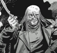 Beta Threatens Negan