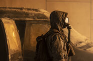 FTWD 7x01 Hooded Will