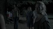 Lori return after crash