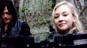 Beth with Daryl's Crossbow.png