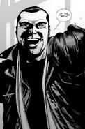 Issue 108 Negan Slaughter