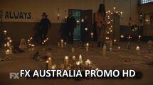 "*NEW* The Walking Dead Season 4 4x16 FX Australia Promo ""A"" ""Terminus"" HD"
