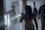 10x09 Michonne & Virgil