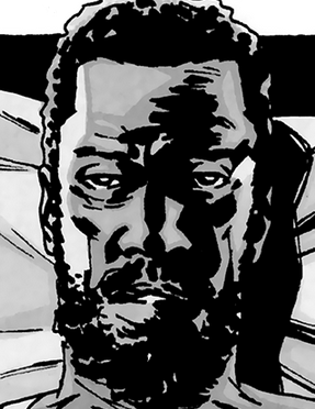 Morgan Jones (Comic Series)