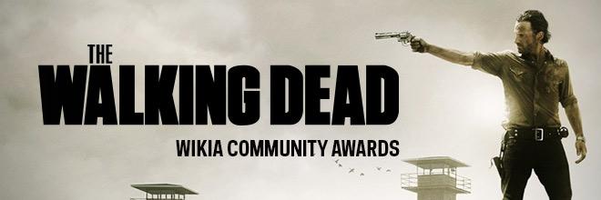 Axel TWD/The Walking Dead Wiki Awards - Season 3