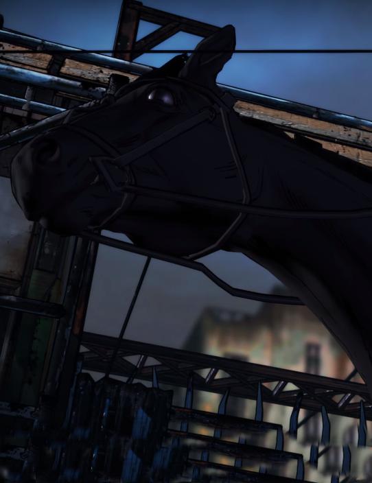 Kingdom Horse (Video Game)