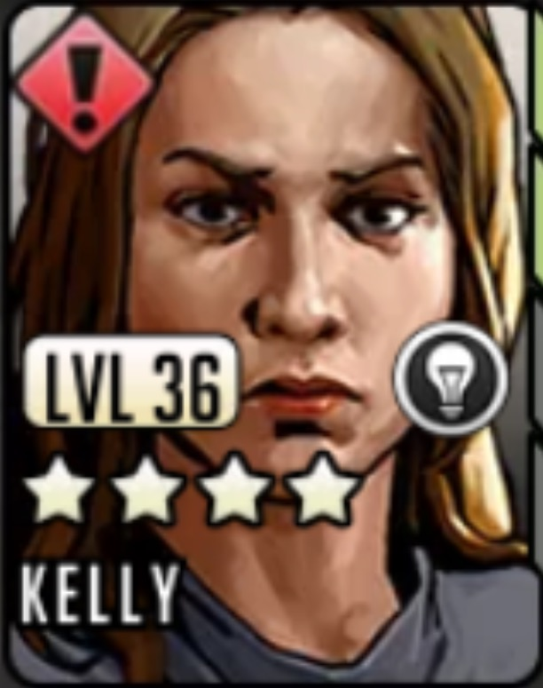 Kelly (Road to Survival)