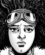 Juanita Sanchez (Comic Series)