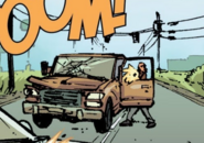 Issue 1 Deluxe - Criminal shooting