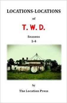 Locations-Locations of T.W.D. Seasons 1-4