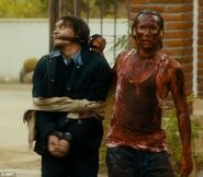 Walker Luis and Bloody Nick