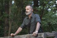 9x02 Rick looking at the future
