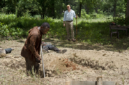 AMC 604 Morgan Digging Grave 2