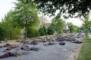 AMC 609 Mass of Dead Walkers