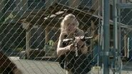 Maggie run off while Beth stand her ground