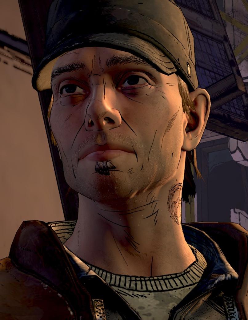 Clinton Barnes (Video Game)