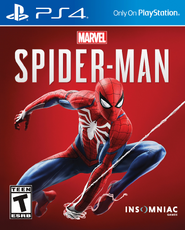 Marvel's Spider-Man front cover (US)2