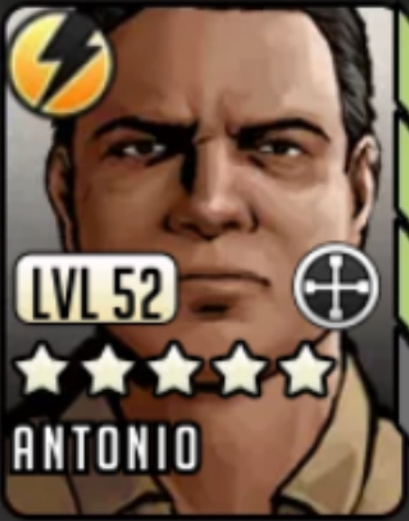Antonio (Road to Survival)