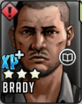 Brady (Road to Survival)