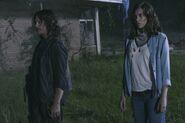 Maggie Rhee Daryl Dixon 9x03 Season 9