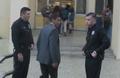 Officer Richards, Art Costa and Officer Finley