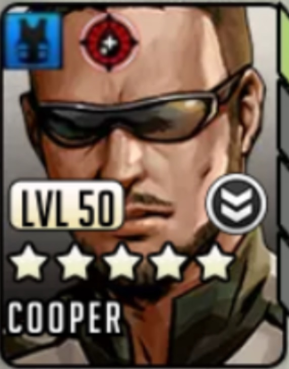 Cooper (Road to Survival)