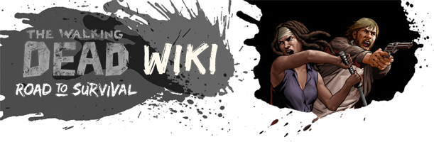 The Walking Dead: Road to Survival Wiki
