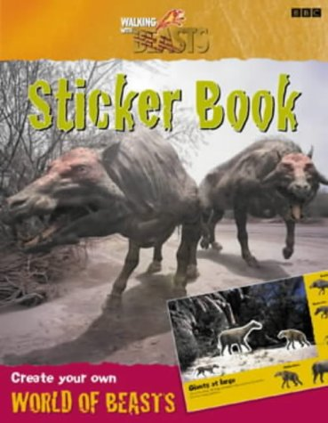 Walking with Beasts Sticker Book