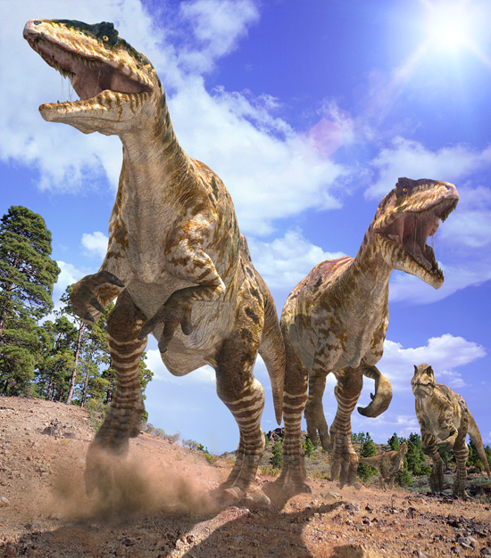 Giganotosaurus/Generation 1