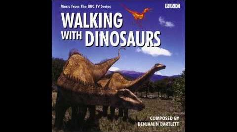 Walking with Dinosaurs (Narrated by Kenneth Branagh)