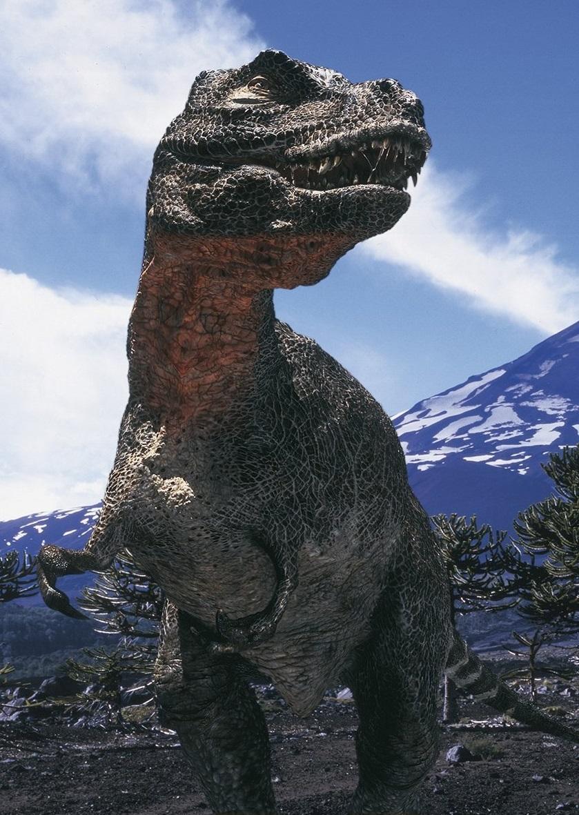 Tyrannosaurus/Generation 1