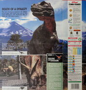 1999-Cornflakes-Walking-with-Dinosaurs-Death-of-a-Dynasty