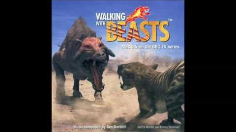 Walking with Beasts (soundtrack)
