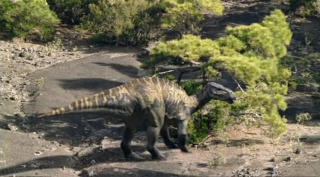 Iguanodont (Land of Giants)