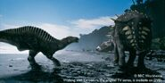 Iguanodon-polacanthus medium